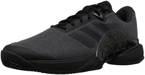 adidas Men's Barricade 2018 LTD Tennis Shoe, Black, 9 M US