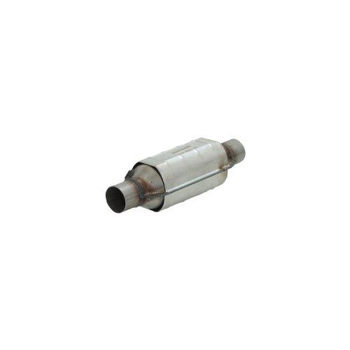 "Flowmaster (2820120) 2.50"" Inlet/Outlet Left Direct Fit Catalytic Converter"