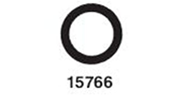 Clipsandfasteners Inc 100 9mm I.D 2mm Thick Metric BUNA-N O-Rings 13mm O.D