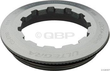 Shimano Ultegra CS6700 10spd Lockring for 11t (11t Lock Ring)