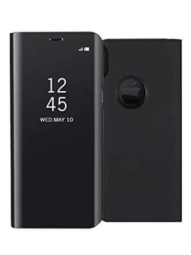 [アイ?エス?ピー]isp 正規品 スマホケース iPhoneXS/XS Max/XR/X/8/7/6s plus/5se 専用 カバー 手帳型 耐衝撃 スタンド機能 ミラー メッキ クリア 鏡面