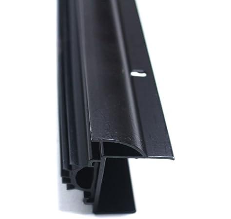 L M-D Building Products  Gray  Vinyl  Door Sweep  For Door 1-3//8 in x 36 in