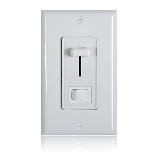 Wall Dimmer For Led Lights