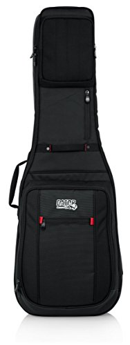 (Gator Cases Pro-Go Ultimate Guitar Gig Bag; Fits Standard Electric Guitars (G-PG ELECTRIC))