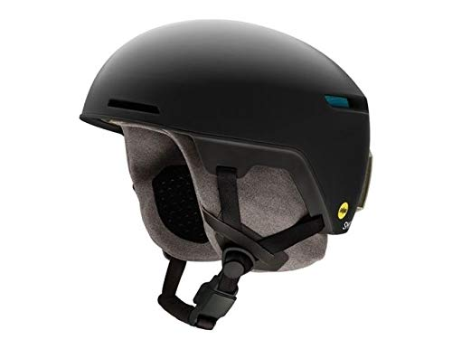 Smith Optics Adult Code MIPS Ski Snowmobile Helmet - Matte Black/Medium