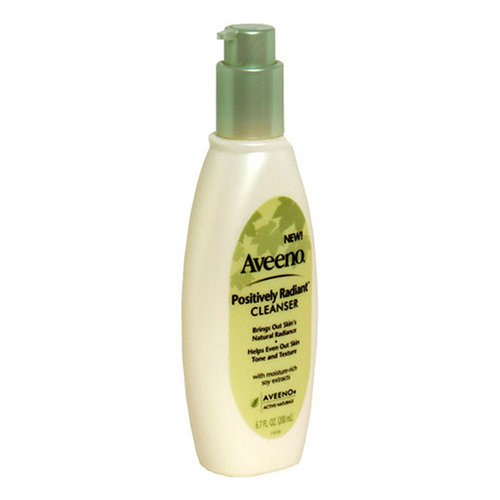 Aveeno Cleanser with Moisture-Rich Soy Extracts 6.7 fl oz