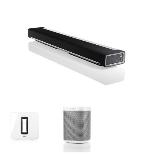 Sonos 5.1 Home Theater System, White