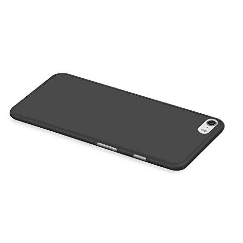 Deet® [0,3mm] Pro Coque ultra fine pour Apple iPhone 6[11,9cm] en noir