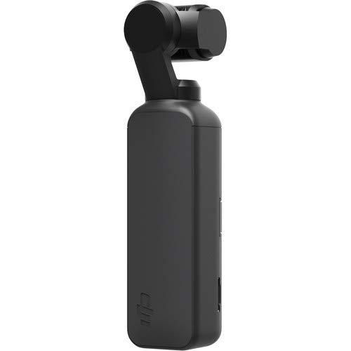 LED Light Kit Case Filter Kit DJI Osmo Pocket Gimbal Camera with 4K Video Extreme Bundle with 64GB MicroSD More