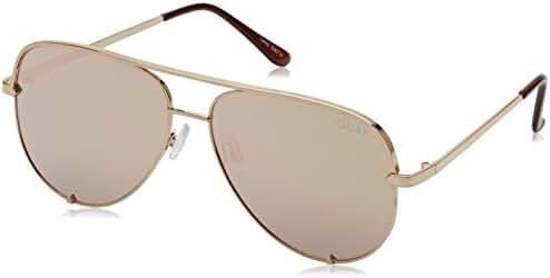 Quay Women's Quay x Desi Perkins High Key Sunglasses
