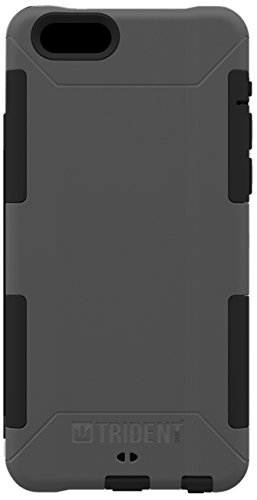 finest selection 198b7 5071f Trident Case 4.7-Inch Aegis Design Series for Apple iPhone 6/6s - Retail  Packaging - Grey