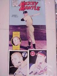 - Mickey Mantle Comic Book Premiere Issue #1Mint w/Cards