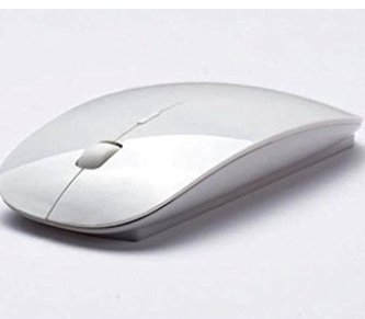 2.4Ghz Wireless USB Slim Laser Optical Clever Magic Mouse Mice For Apple Mac - Mouse Apple Magic