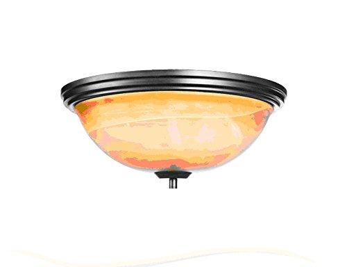 Plafoniere Da Terra : Cniuaceiling giardino luce ferro da soffitto rotondo in vetro