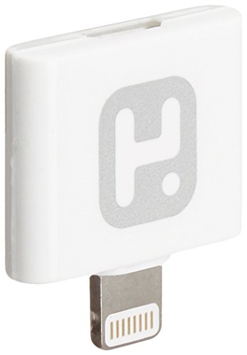 iHome iHome Micro USB to Lightning Adapter - Data Cable - Retail Packaging - WHITE