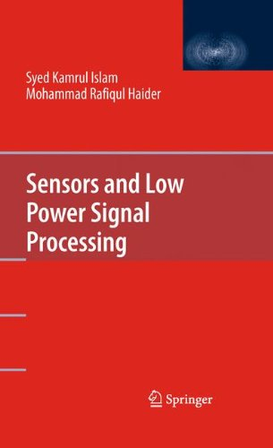 Sensors and Low Power Signal Processing