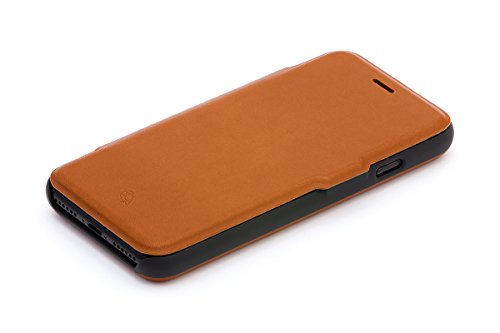 Bellroy iPhone Wallet leather folded