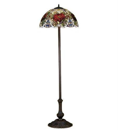 (63 Inch H Renaissance Rose Floor Lamp Floor Lamps)
