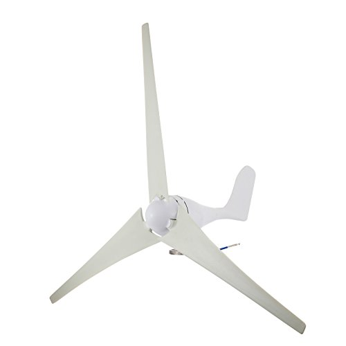 VEVOR Wind Turbine 400Watt Wind Turbine Generator DC 12V Wind Turbine Generator 3/5 Blades with Controller (400Watt) by VEVOR