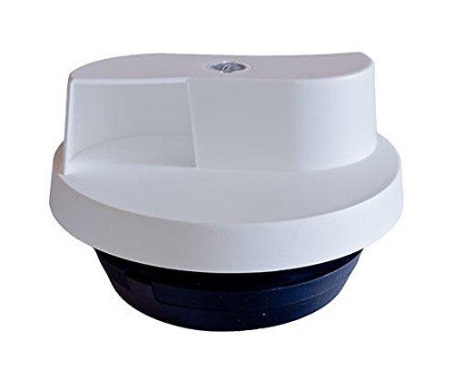 blanc Ventilateur de toit Flettner 2000 actionn/é par le vent pour fourgon