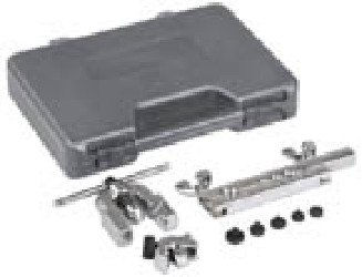 OTC 6506 Metric Double Flaring Tool Set with Cutter