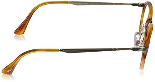 Striped Unisex Monturas de Persol 0PO3168V Brown Gafas qHZgXcOcw