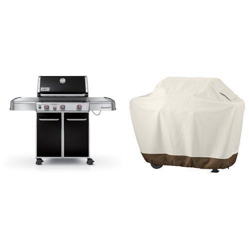 Weber Genesis 6532001 E-330 637-Square-Inch 38,000-BTU Liquid-Propane Gas Grill