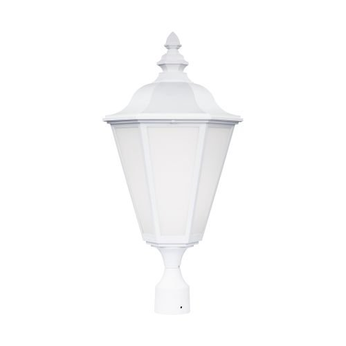 Seagull 8231BL-15 One Light Outdoor Post Lantern by Seagull
