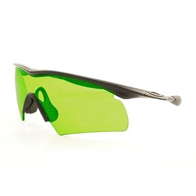 3b2eb39e7b Oakley SI M-Frame Hy Black w Laser Toric Sunglasses  Amazon.co.uk  Shoes    Bags