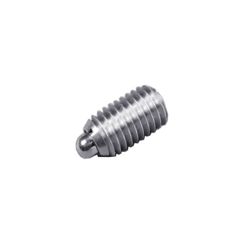 Inc. Ball /& Spring Plunger SSW10-8S-316 Short Spring Plunger Standard End Force S/&W Manufacturing Co