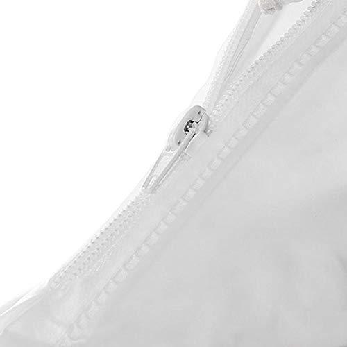 ni/ñas mujeres para hombres Hoyoo Cubrecalzado,Impermeable Cubrecalzado para Lluvia,Cubierta de zapatos transparente,Botas protector reutilizable ni/ños resistente a la guardia