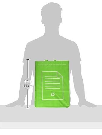 XD Design XDP795007 - Papeleras para reciclaje (reciclables): Amazon.es: Hogar