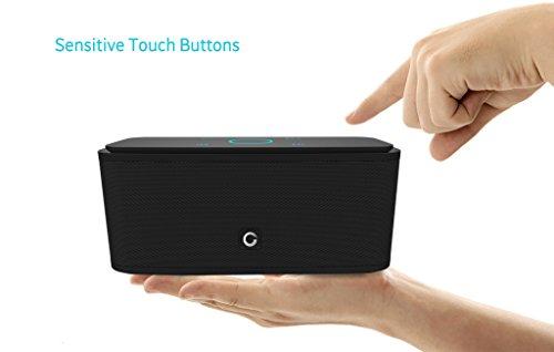DOSS Touch Wireless Portable Bluetooth speaker