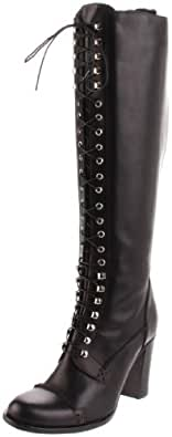 Charles David Women's Griot Knee-High Boot,Black,7.5 M US