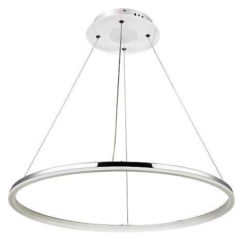 LED Ring Pendelleuchte Modernes Design für Wohnzimmer
