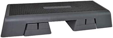 ステッパーエクササイズステップアクセサリー調整可能なエアロビックホームフィットネステイクフィットネスエアロビックエクササイズワークアウトステップボード、97x35x15 / 25cm