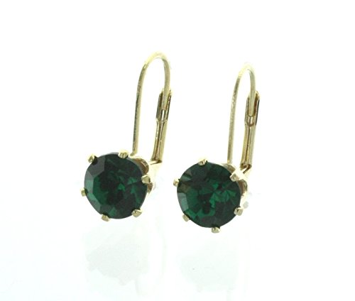 Tiffany Emerald Earrings - 6