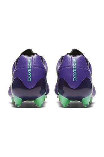 Nike Magista Opus Fg Scarpe Da Calcio Tacchetti Viola Turchese Uomo Taglia 5.5