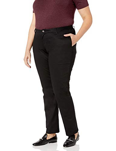 Lee Uniforms Juniors Original Straight Leg Pant