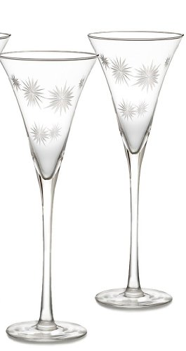 (Marquis By Waterford Celebration Champagne Flutes, Set of 2)