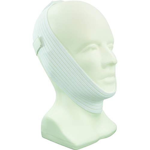 Carex Chin Strap for CPAP Users - Stop Snoring Chin Strap - Anti Snore Chin Strap