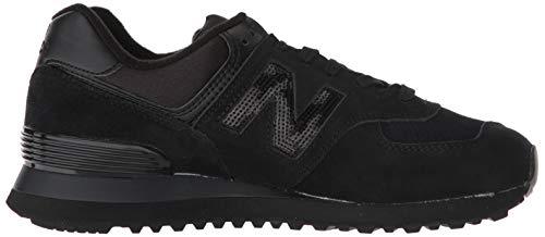 Negro 574v2 Fha Para black black Zapatillas New Mujer Balance AOfnT