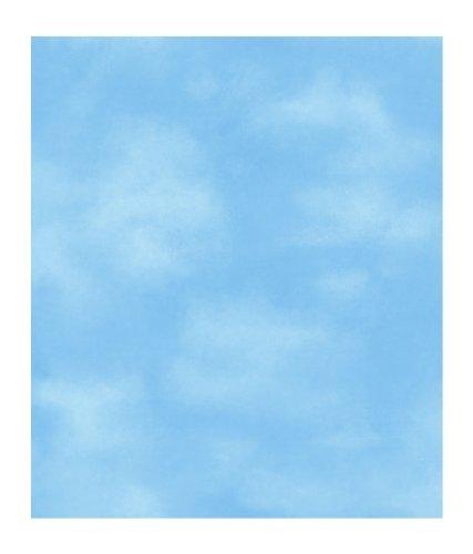 York Wallcoverings Disney Kids DK5869 Clouds Wallpaper, Blue (Wallpaper Cloud Border)