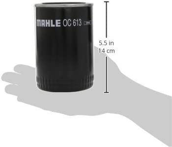 Mahle Knecht Oc 613 Öllfilter Auto
