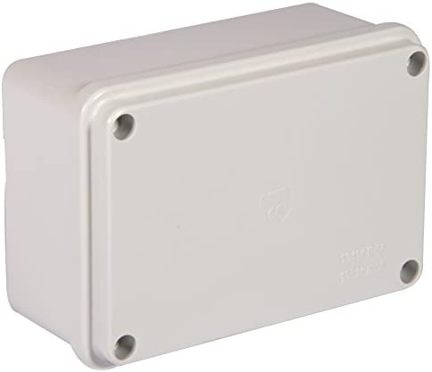 Electraline 60558 - Caja de derivación de superficie (lisa, 120 x 80 mm): Amazon.es: Bricolaje y herramientas