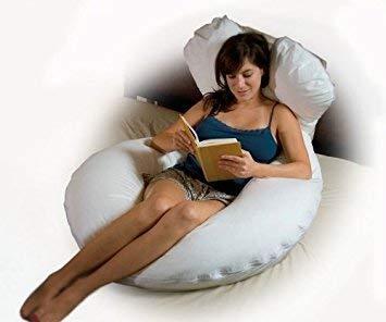 Navy Light Fleece CU9300 Moonlight Slumber Pillowcase replacement for Comfort U Full Body Pillow Pillow Not Included