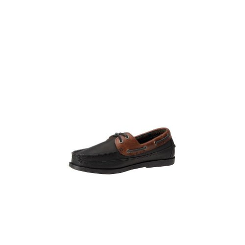 Zapatillas De Deporte Life Outdoors Para Hombre Con Dos Ojales Black