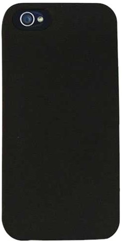 Honey Black Leather Finish (Cell Armor Snap-On Case for iPhone 4/4S - Retail Packaging - Honey Black, Leather)