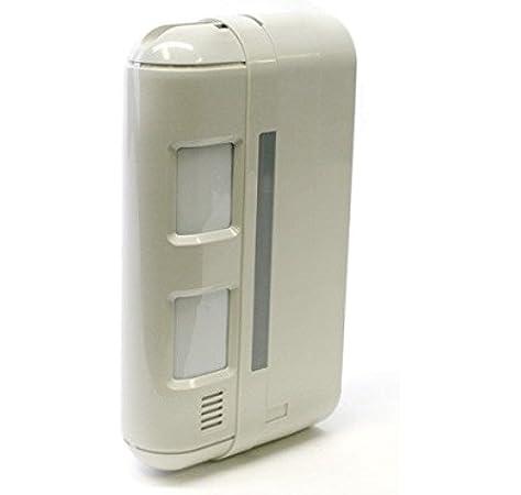 OPTEX - BX-80NR - Detector de infrarrojos pasivos a ambos lados para exterior vía