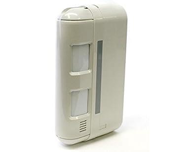 OPTEX - BX-80NR - Detector de infrarrojos pasivos a ambos lados para exterior vía radio - 24m: Amazon.es: Industria, empresas y ciencia